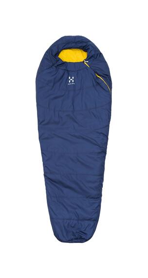 Haglöfs Tarius -18 Sleeping Bag 175 cm Hurricane Blue
